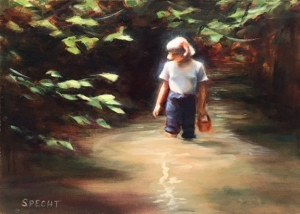 Judy-Specht-A-Walk-with-Daddy
