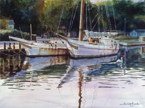 Sandra-Alanko-Dogwood-Harbor-Oldtimers
